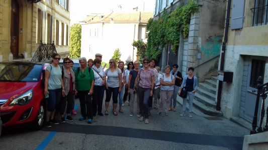 Vereinsreise Westschweiz 3